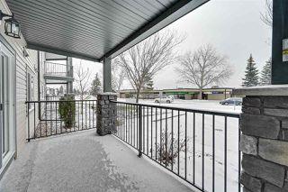Photo 26: 119 11511 27 Avenue in Edmonton: Zone 16 Condo for sale : MLS®# E4181485