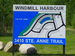 Photo 1: 5 3410 Ste Anne Trail: Rural Lac Ste. Anne County Rural Land/Vacant Lot for sale : MLS®# E4191158