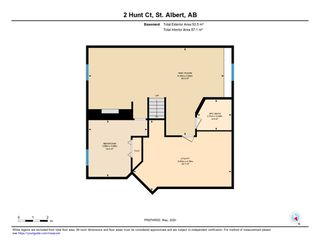 Photo 41: 2 HUNT Court: St. Albert House for sale : MLS®# E4197025