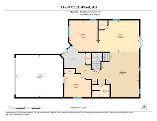Photo 39: 2 HUNT Court: St. Albert House for sale : MLS®# E4197025
