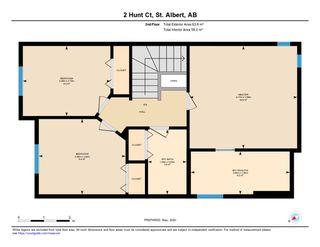 Photo 40: 2 HUNT Court: St. Albert House for sale : MLS®# E4197025