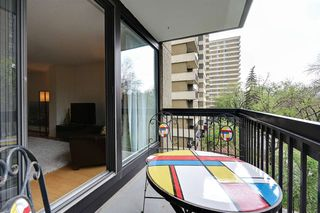Photo 18: 402 9921 104 Street in Edmonton: Zone 12 Condo for sale : MLS®# E4201569