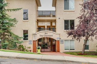 Photo 1: 205 3912 STANLEY Road SW in Calgary: Parkhill Apartment for sale : MLS®# A1033808
