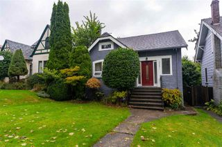 Main Photo: 3555 W 20TH Avenue in Vancouver: Dunbar House for sale (Vancouver West)  : MLS®# R2501811
