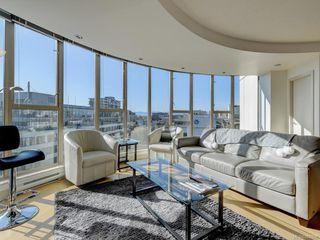 Photo 2: 901 760 Johnson St in : Vi Downtown Condo for sale (Victoria)  : MLS®# 860596