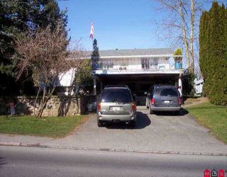 Photo 1: 31575 MARSHALL RD in Abbotsford: Poplar House for sale : MLS®# F2605593