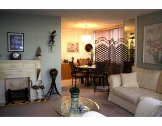 """Photo 4: 4105 MAYWOOD Street in Burnaby: Metrotown Condo for sale in """"TIMES SQUARE"""" (Burnaby South)  : MLS®# V621822"""