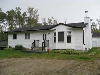 Main Photo: 19 54222 Rge Rd 25: Rural Lac Ste. Anne County House for sale : MLS®# E4172478