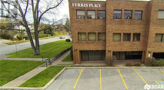 Main Photo: 85 FERRIS Lane Unit# 202 in Barrie: Office for lease : MLS®# 30758785