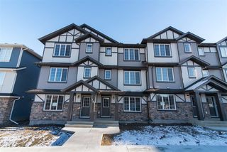 Photo 1: 14 20 Augustine Crescent: Sherwood Park Townhouse for sale : MLS®# E4180751