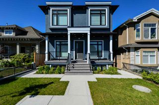 Main Photo: 3555 PRICE Street in Vancouver: Collingwood VE House for sale (Vancouver East)  : MLS®# R2467256
