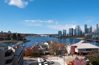 """Main Photo: 801 456 MOBERLY Road in Vancouver: False Creek Condo for sale in """"Pacific Cove"""" (Vancouver West)  : MLS®# R2471453"""