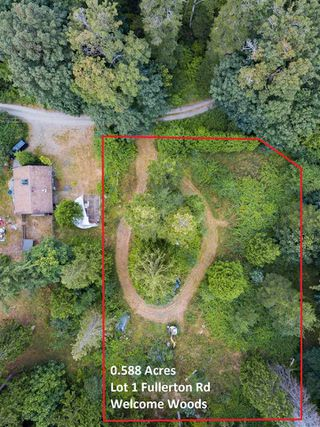 Main Photo: LOT 1 FULLERTON Road in Halfmoon Bay: Halfmn Bay Secret Cv Redroofs Land for sale (Sunshine Coast)  : MLS®# R2482136