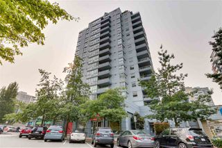 "Main Photo: 1103 121 W 16TH Street in North Vancouver: Central Lonsdale Condo for sale in ""SILVA"" : MLS®# R2500084"