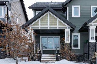 Main Photo: 165 HAWKS RIDGE Boulevard in Edmonton: Zone 59 House Half Duplex for sale : MLS®# E4225117