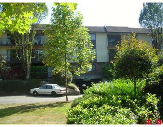 "Main Photo: 312 7426 138TH ST in Surrey: East Newton Condo for sale in ""Glencoe Estates"" : MLS®# F2618975"