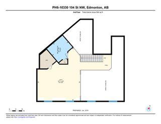 Photo 30: PH6 10330 104 Street in Edmonton: Zone 12 Condo for sale : MLS®# E4165188