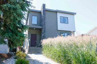 Photo 1: 8713 92A Avenue in Edmonton: Zone 18 House for sale : MLS®# E4168056