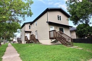 Main Photo: 12802 71 Street NW in Edmonton: Zone 02 Duplex Front and Back for sale : MLS®# E4171040