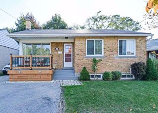 Main Photo: 202 Riverplace Crescent in Milton: Mountain View House (Bungalow) for sale : MLS®# W4604894