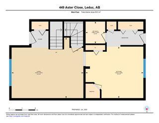 Photo 21: 449 ASTER Close: Leduc House Half Duplex for sale : MLS®# E4184424