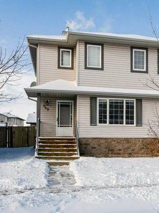 Photo 1: 449 ASTER Close: Leduc House Half Duplex for sale : MLS®# E4184424