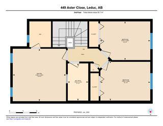 Photo 22: 449 ASTER Close: Leduc House Half Duplex for sale : MLS®# E4184424