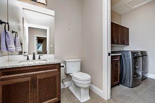 Photo 15: 19 SIGNATURE Cove: Sherwood Park House Half Duplex for sale : MLS®# E4194056
