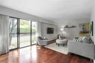 "Photo 3: 215 1235 W 15TH Avenue in Vancouver: Fairview VW Condo for sale in ""THE SHAUGHNESSY"" (Vancouver West)  : MLS®# R2404476"