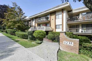 "Photo 1: 215 1235 W 15TH Avenue in Vancouver: Fairview VW Condo for sale in ""THE SHAUGHNESSY"" (Vancouver West)  : MLS®# R2404476"