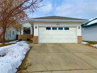 Main Photo: 383 Blackburn Drive E in Edmonton: Zone 55 House for sale : MLS®# E4192540