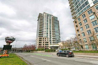 "Main Photo: 703 125 MILROSS Avenue in Vancouver: Downtown VE Condo for sale in ""Creekside"" (Vancouver East)  : MLS®# R2448242"