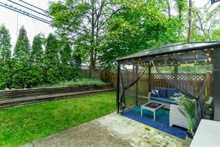 "Photo 27: 125 22950 116TH Avenue in Maple Ridge: East Central Townhouse for sale in ""Bakerview Terrace"" : MLS®# R2461071"