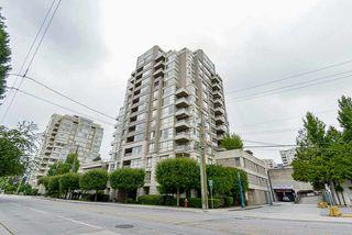 "Photo 1: 806 6119 COONEY Road in Richmond: Brighouse Condo for sale in ""ROSARIO GARDEN"" : MLS®# R2466489"