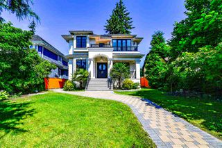 Photo 1: 3815 W 39TH Avenue in Vancouver: Dunbar House for sale (Vancouver West)  : MLS®# R2476842