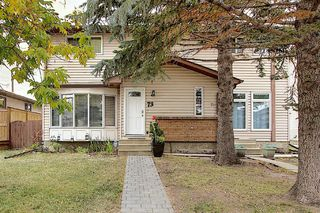 Main Photo: 73 CEDARDALE Crescent SW in Calgary: Cedarbrae Semi Detached for sale : MLS®# A1037237