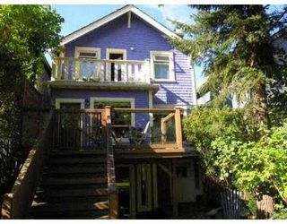 Photo 6: 3022 W 6TH AV in Vancouver: Kitsilano House for sale (Vancouver West)  : MLS®# V551462