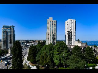 Photo 10: 803 1003 PACIFIC Street in Vancouver: West End VW Condo for sale (Vancouver West)  : MLS®# R2397725