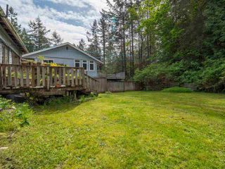 Main Photo: 4540 RONDEVIEW Road in Madeira Park: Pender Harbour Egmont Manufactured Home for sale (Sunshine Coast)  : MLS®# R2430686