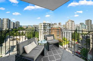 Photo 17: 1103 1575 BEACH AVENUE in Vancouver: West End VW Condo for sale (Vancouver West)  : MLS®# R2479197