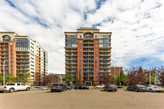 Main Photo: 502 10303 111 Street in Edmonton: Zone 12 Condo for sale : MLS®# E4213252