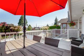 "Photo 36: 350 E EIGHTH Avenue in New Westminster: The Heights NW House for sale in ""The Heights"" : MLS®# R2497775"