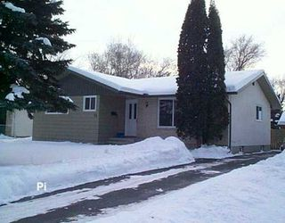 Photo 1: 74 TEMPLE Bay in Winnipeg: Fort Garry / Whyte Ridge / St Norbert Single Family Detached for sale (South Winnipeg)  : MLS®# 2700510