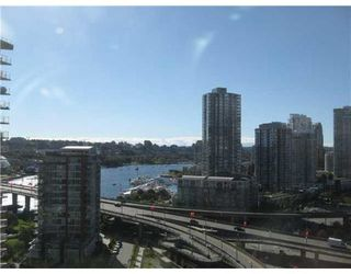 Photo 9: # 2005 33 SMITHE ST in Vancouver: Condo for sale : MLS®# V853784