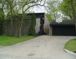 Main Photo: 94 WOODLAWN Avenue in Winnipeg: St Vital Single Family Detached for sale (South East Winnipeg)  : MLS®# 2606504