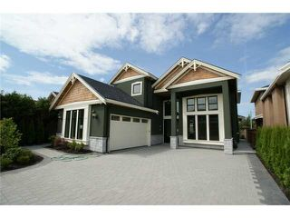 Photo 1: 8691 Calder Road in Richmond: Lackner House for sale : MLS®# V902693