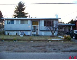 Photo 1: 1889 WESTBURY Avenue in Abbotsford: Central Abbotsford House for sale : MLS®# F2802432