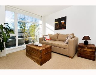 "Photo 8: 317 328 E 11TH Avenue in Vancouver: Mount Pleasant VE Condo for sale in ""UNO"" (Vancouver East)  : MLS®# V687450"