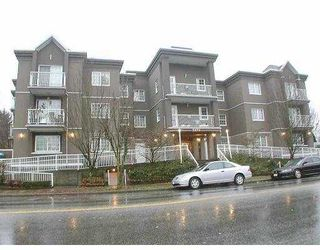 Photo 1: 315 2375 SHAUGHNESSY ST in Port Coquiltam: Central Pt Coquitlam Condo for sale (Port Coquitlam)  : MLS®# V536815