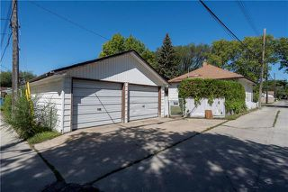 Photo 20: 106 Edward Avenue West in Winnipeg: West Transcona Residential for sale (3L)  : MLS®# 1923987